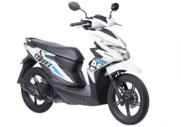 Honda Beat 110 FI (COMBI BRAKE/ISS) – NEW