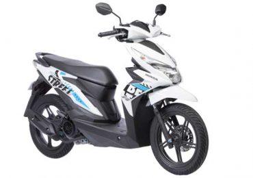 Honda Beat 110 FI (COMBI BRAKE/ISS) – NEW
