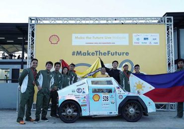 Students from the Philippines join Shell Eco-Marathon Asia