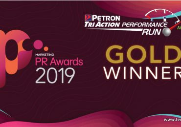 Petron Marketing Wins Gold in PR Awards Southeast Asia 2019