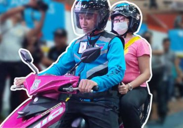 ANGKAS Ready For Motorcycle Taxi Pilot Run