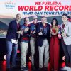Caltex fuels world record, unveils new campaign