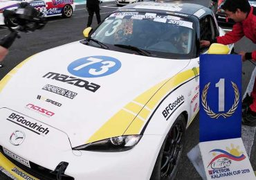 Petron Blaze-powered Mazda wins Kalayaan Cup 12-hour Endurance Run