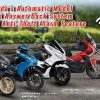 How to Keep your Motorcycle Safe according to Honda