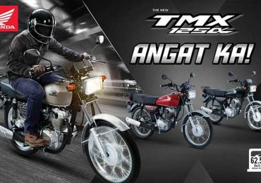 The New TMX125 Alpha